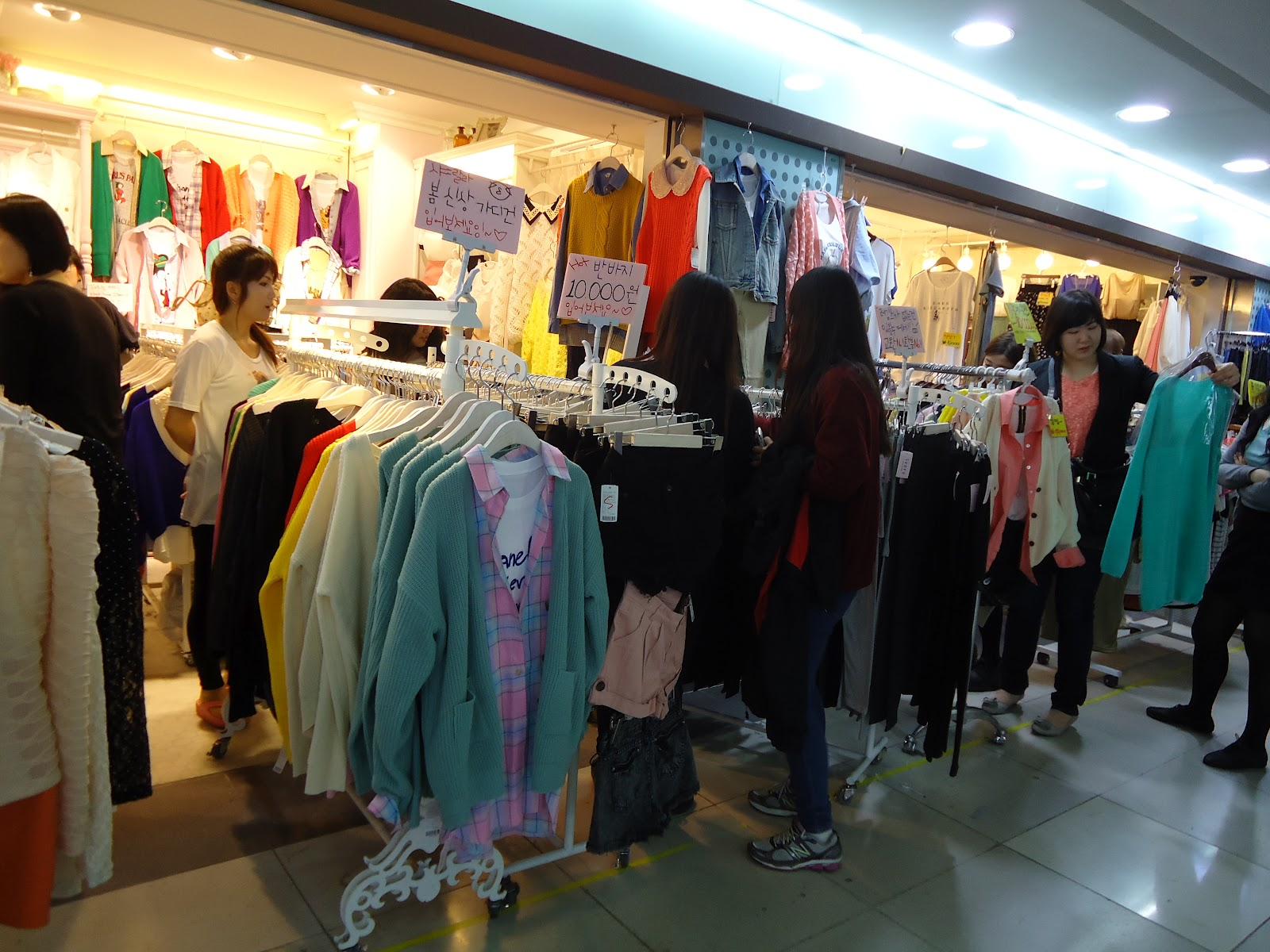 The Ultimate Guide To Shopping In Korea Travel Guides