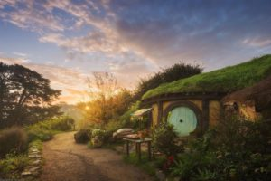 Whether youre a LOTR fan or not Hobbiton should definitelyhellip