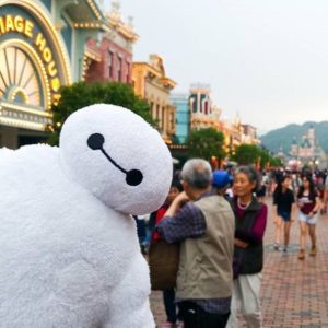Even Baymax needs a trip to Hong Kong Disneyland everyhellip