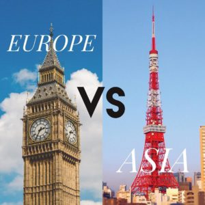 Two very popular travel destinations Which is your favourite? Commenthellip