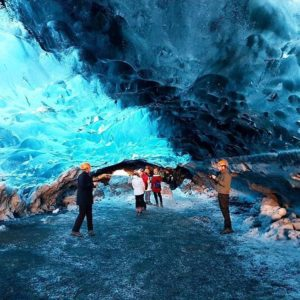 Did you know that the Fjallsarlon Glacier Lagoon in Icelandhellip