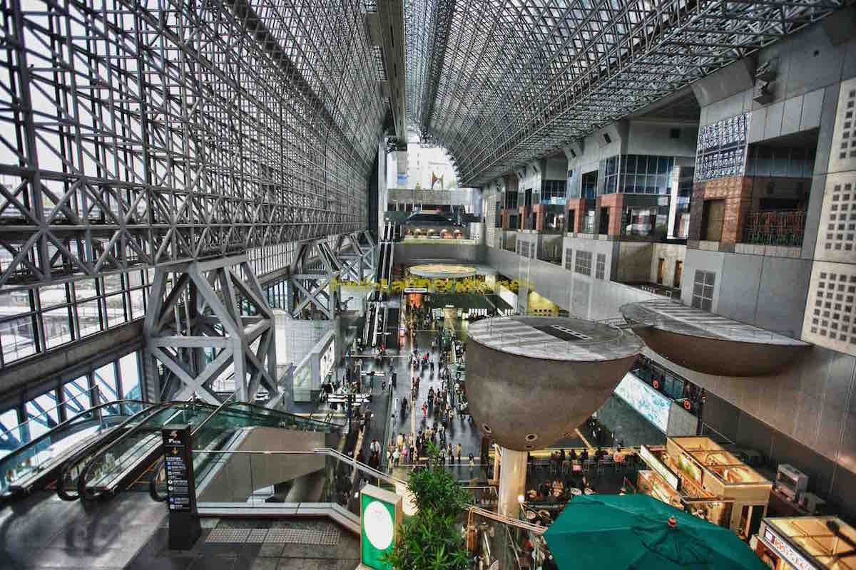 Kyoto Station Map – Finding Your Way – Kyoto Station