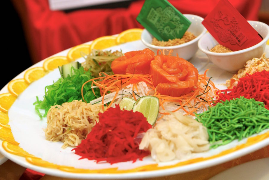 Tung Yuen Chinese Restaurant CNY promotion by Grand BlueWave Hotel Shah Alam.