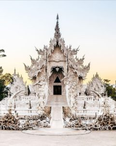 This stunningly detailed White Temple can be found in thehellip