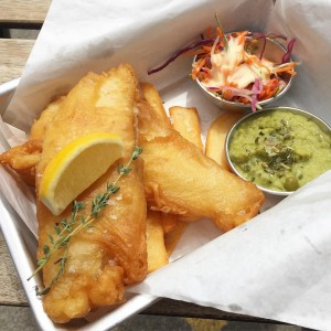 Craving for fish and chips? Visit The Mad Sailors forhellip