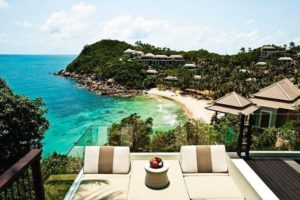 Private pools and amazing views Treat yourself for a muchhellip